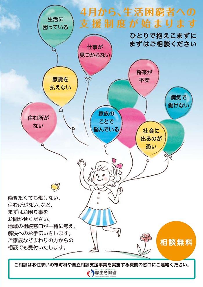 日本政府が実施する子どもの貧困対策②生活の支援